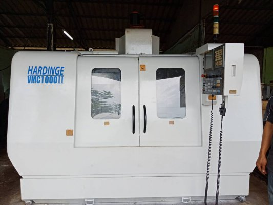 ขายMachine HARDINGE 18i VMC1000II...