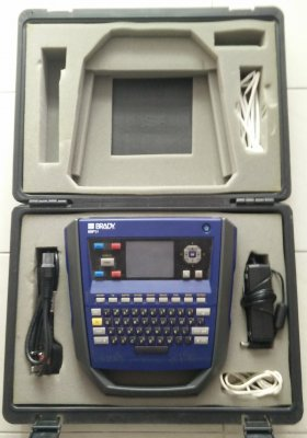 Tubing and Label Printer Brady BMP91...