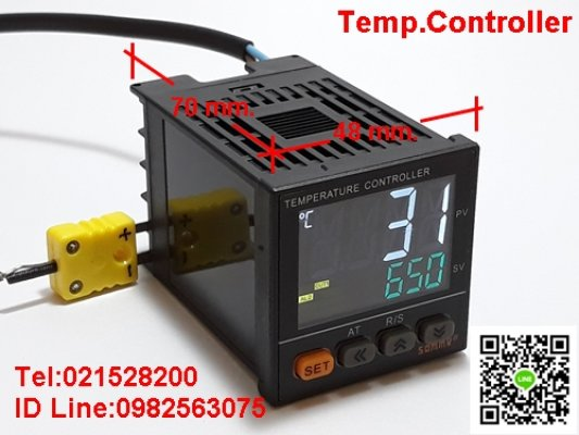 ขาย Temp Controller SOMMY  PID and ON OFF  Control...