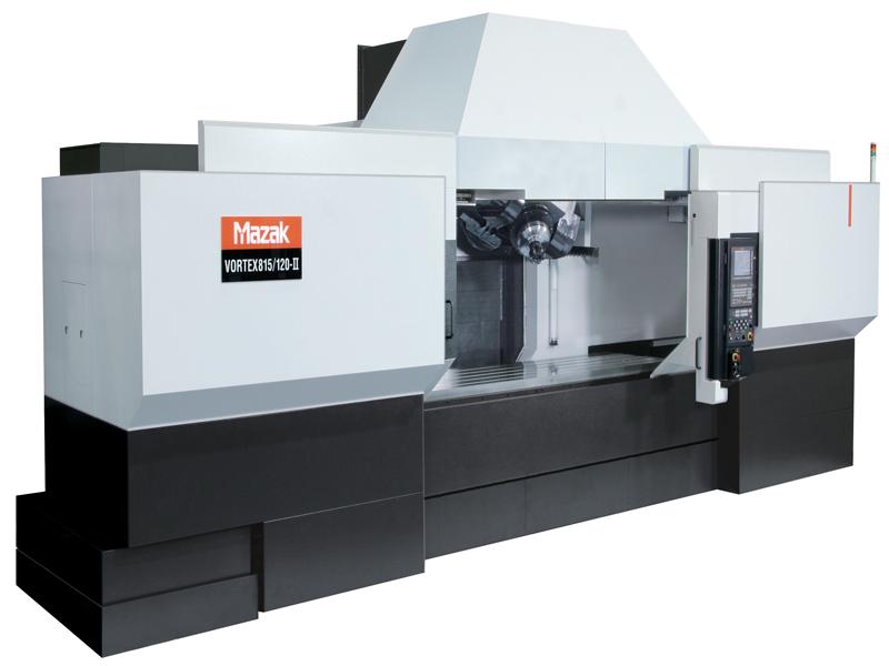 รีวิว machining centers MAZAK รุ่น VORTEX 815/120 II