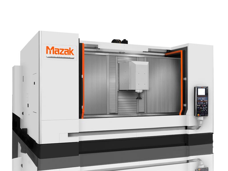 รีวิวเครื่อง machining centers MAZAK รุ่น VTC-800/30SDR