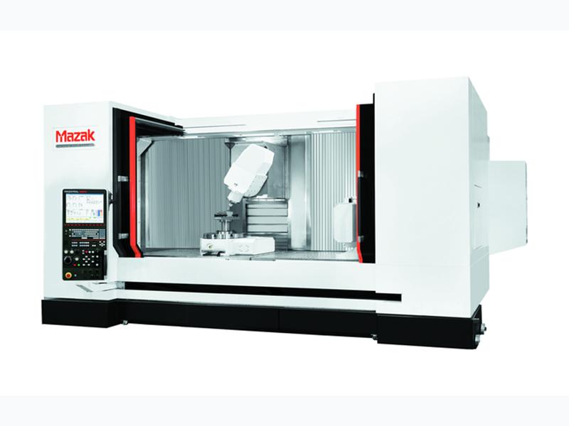 รีวิวเครื่อง machining centers MAZAK รุ่น VTC-800/30SR