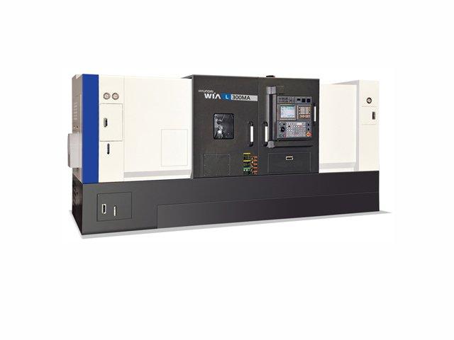 รีวิว Machineing Center HYUNDAI รุ่น L300A