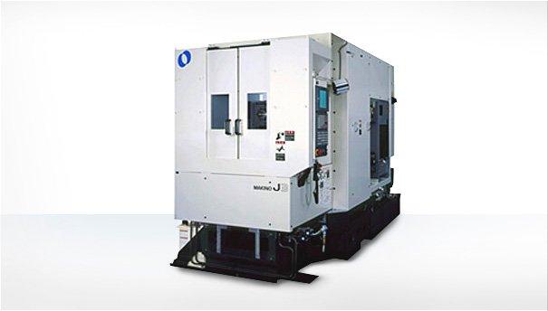 รีวิว machining center Makino รุ่น J3