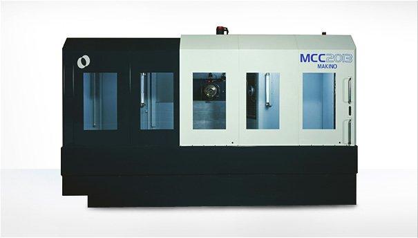 รีวีว machining center Makino รุ่น MCC2013