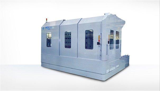 รีวิว machining center Makino รุ่น MCD2516