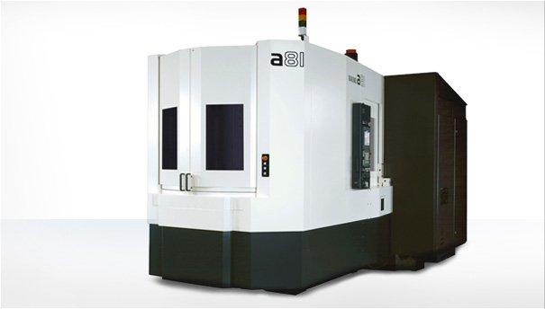 รีวิว machining center Makino รุ่น a81