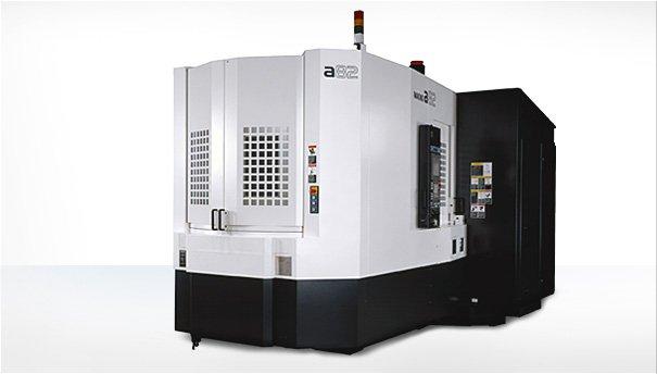 รีวิว machining center Makino รุ่น a82
