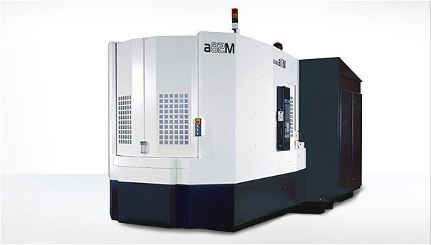 รีวิว machining center Makino รุ่น a82m