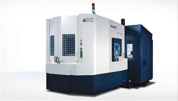 รีวิว machining center Makino รุ่น a92