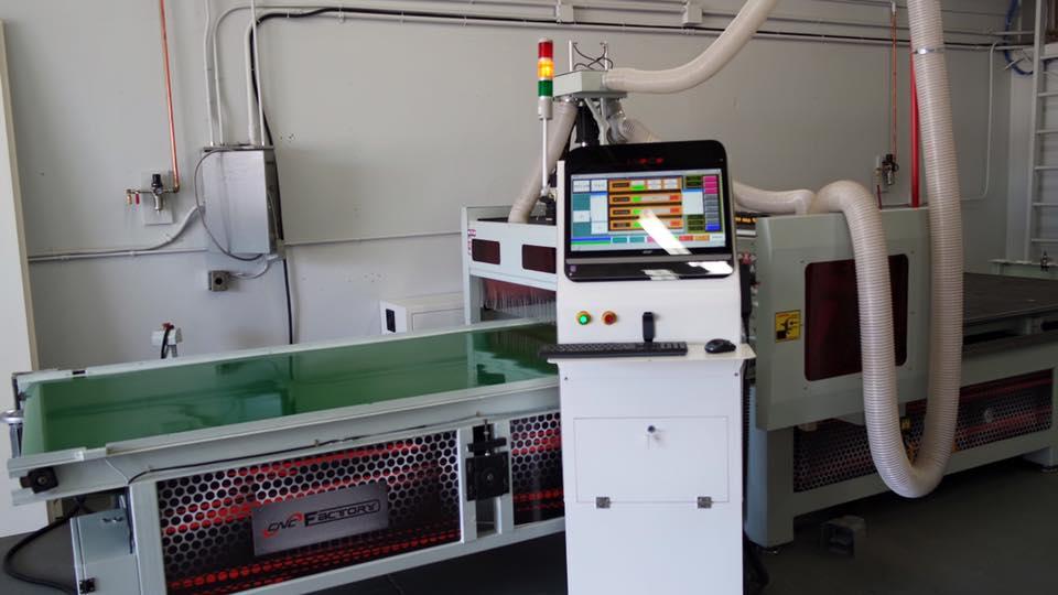 เครื่องจักร CNC รุ่นใหม่ XPR-01