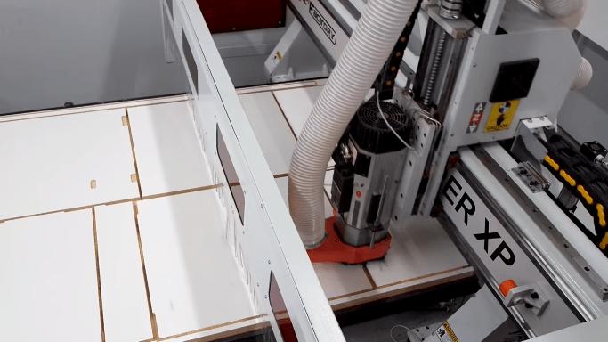 เครื่องจักร CNC รุ่นใหม่ XPR-02