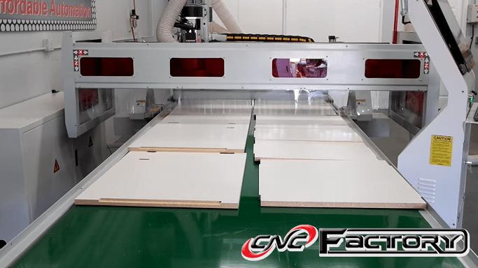 เครื่องจักร CNC รุ่นใหม่ XPR-05