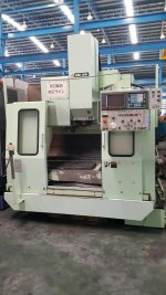 Machining Center Machine (Mori-Seiki) / (MV-Junior) / ( Fanuc-0M)