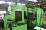 "1. ""Toyoda"" FH-50 Horizontal Machining Ce?nter  Year 1990 Control Fanuc 15M Table Size 540x540 Stroke : X710 Y710 Z560 BT-50  5000rpm  Atc 32 2. ""Toyoda"" FV6 Vertical Machining Ce?nter  Year 1990 Control Fanuc 15M Table Size 1200x660 Stroke : X1050 Y650 Z660 BT-50  5000rpm  Atc 2"