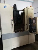 """Makino"" Machining Center S33-5XA  5 Axis Year 2006 Controller : Professional 3 Stroke : X 650mm Y 500mm Z 450mm BT-40  30-ATC  120-12,000rp"