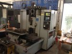 ขาย Horizontal machining center OTHORI Fanuc 10M Pallet 400x400mm