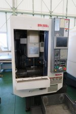 "????????เหมายกไลน์ที่ญี่ปุ่นจำนวน 10 Unit???????? ""Howa"" Cnc Drilling/Tapping Center Model: MON-200Va Year 2009 Control  Meldas M-64 Work ta"