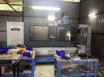 MAZAK VTC-16C Year 1991 X1,651mm Y406.4mm Z508mm Power11.2kW RPM7,000RPM #ATC48 Table-W408.9mm Table-L 1,999mm Control(MAZATROL M32B) 450,000.-