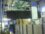 DOUBLE COLUMN MACHINING CENTER 2500x6000 BT50
