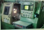 MORI SEIKI NC LATHE SL-15 Chuck 6 Inch Fanuc 10T Without Chip Conveyor and Tail-Stock 2 UNIT lineid yoye529