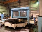 """HITACHI"" HORIZONTAL MACHINING FANUC 15M lineid yoye529"