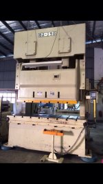 ขาย Used Pressmachine Chin-Fong  G2-250