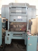 ISIS High speed press machine  (made in Japan)