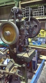 PIN CLUTCH PRESS 20 TON Price in?BHT 58000 lineid yoye529