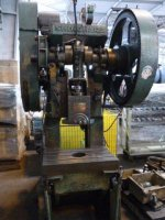 SHINOHARA PIN CLUTCH PRESS 50 TON Price in?BHT 135000 lineid yoye529