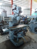 Manual Milling Machine(Kanto) /(BT-40)