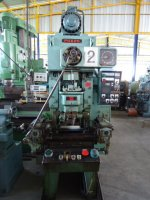 Press Machine (Wasino) / (PUX-25)