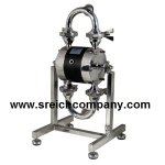 Air Operate Double Diaphragm pump Sanitary / Hygienic / Aseptic Series