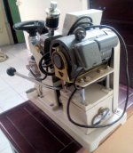 USed High Pressur Type Bursing Strength Test (GT-7013-ADP)