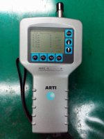 KR-12A HANDHELD PARTICLE COUNTER