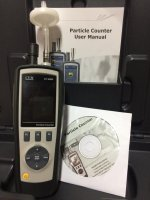 Portable Particle Counter DT-9880