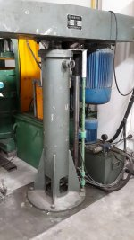 ขาย Single Shaft Mixer , Speed Control with invertor