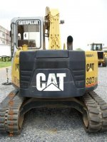 รถขุด CAT 307SSR  S/N 2FL-02565  Year:1996  Hour:3758