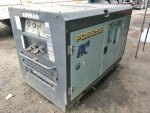 PDS125SC-ปั๊มลม มือสอง Screw compressor 7 bar 125cfm. Diesel Engine by OEK