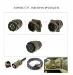 #Bayonet Connector Series VG95234