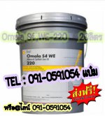 Shell Omala Oil S4 WE220        20 l.