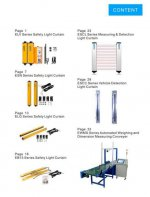 Safety Ligth Curtai
