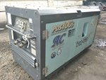 PDS100SC-ปั๊มลม มือสอง Screw compressor 7 bar 100cfm. Diesel Engine by OEK