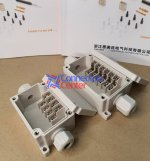 Tibox Plastic Terminal block box IP66