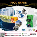 Pump for Food and Beverage